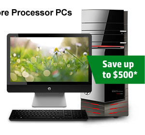 Save up to $500*